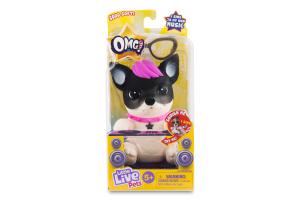 Іграшка для дітей від 5років №26119 Punk Rock Little Live Pets OMG Moose Toys 1шт