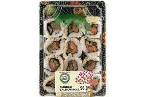 Ace Smoked Salmon Roll