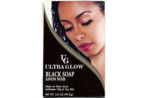 Ultra Glow Black Soap