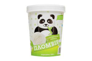 Морозиво 15% пломбір Геркулес відро 500г