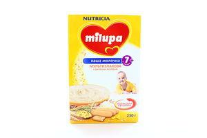 Каша мультизлаковая с детским печеньем Nutricia Milupa 230г