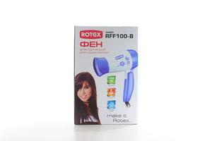 Фен Rotex RFF100-B 635339
