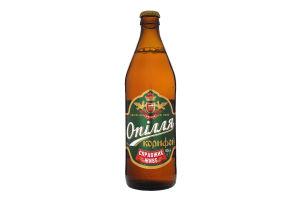 Пиво 0.5л 3.7% світле Опілля Корифей пл