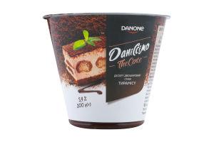 Десерт 5.4% кисломолочный Тирамису The Cake Даніссімо ст 200г