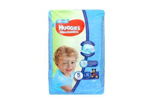 Підгузки для хлопчиків 12-22кг Ultra Comfort Huggies 15шт