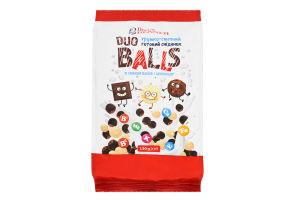 Сніданок готовий зі смаком ванілі та шоколаду Duo Balls Doctor Benner м/у 150г
