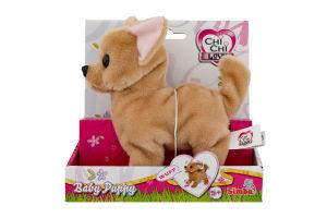 Игрушка для детей от 5лет Собачка Маленький щенок Simba 1шт