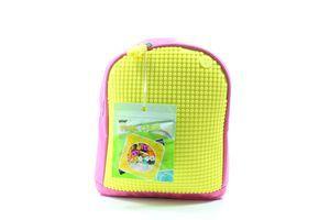 Рюкзак Upixel Junior-Розово-желтый
