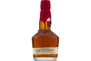 Maker's Mark Cask Strength Bourbon Whisky