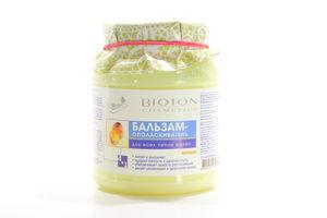 Бальзам-ополаскиватель для волос Яичный Nature Bioton 500мл