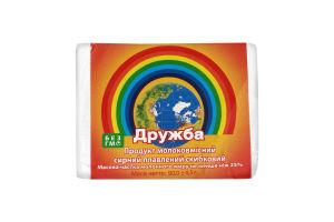 Продукт сырный 30% плавленый Дружба Кіровоградпродсервіс м/у 90г