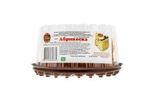 Торт Абрикоска Солодка хата п/у 450г