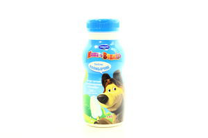 Йогурт 1,4% питьевой с нап пломбир Danone Маша и Медведь бут 200г