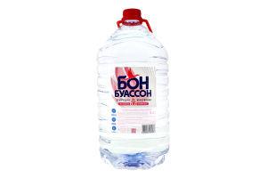 Вода минеральная негазированная Bon Boisson п/бут 5л