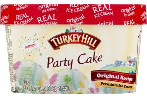 Turkey Hill Original Recipe Premium Ice Cream Party Cake