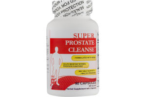 Super Prostate Cleanse - 90 CT