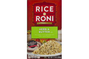 Rice-A-Roni Herb & Butter