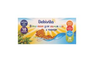 Фітованна для немовлят з череди Bebivita к/у 60г