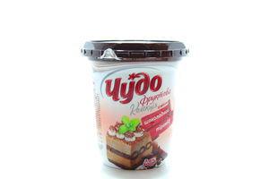 Десерт 3,6% Шоколадный тирамису Чудо 300г