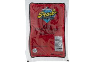 Pearl Kountry Klub Beef Knockwurst Natural Casing