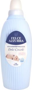 Пом'якшувач для тканин для людей з чутлівою шкірою Dolci Coccolo Felce Azzurra 2л