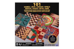 Набір настільних ігор для дітей від 6років №SM98377/6033154 101 Гра Spin Master 1шт