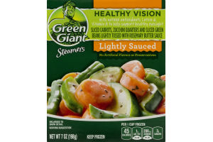 Green Giant Steamers Healthy Vision Lightly Sauced