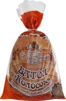 Батон половинка в нарізці Колосок Салтівський хлібзавод м/у 250г