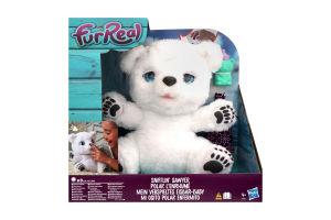 Мягкая игрушка FurReal Friends Полярный медвежонок Сойер