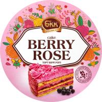 Торт БКК Берри Роуз
