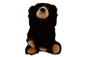 Іграшка м'яка Бурий ведмідь Bear Beanie Babies TY 1шт