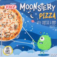 Піца заморожена з шинкою і сиром Моцарелла Moonstery Vici к/у 300г