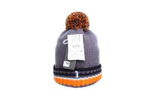 ESLI шапка дитяча 15С-70СП р.54 темно-сірий