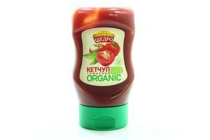 Кетчуп Organic Щедро п/б 280г