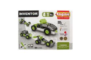 Конструктор серії Inventor 4в1 Автомобілі Engino