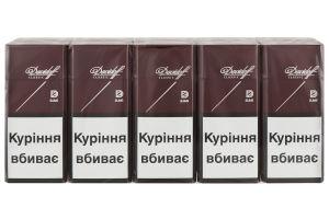 Сигареты Davidoff Slims Classic 20шт