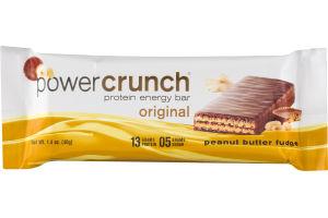 Power Crunch Protein Energy Bar Original Peanut Butter Fudge