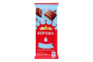 Шоколад молочний Корона м/у 85г
