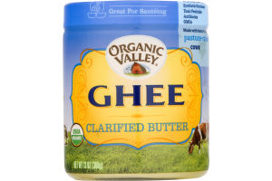 Organic Valley Purity Farms Ghee Clarified Butter