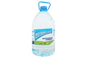 Вода Іволжанська