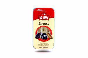 Губка для обуви бесцветная Express Kiwi 6,75г