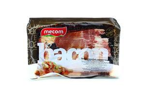 Бекон Mecom свинний с/к 500г Словаччина нарізка х20