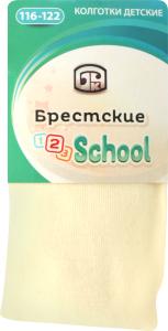 Колготки дет.Брестские 3280 000 св.желтый р116-122