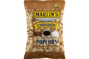 Martin's Butter Flavored Popcorn Cinnamon