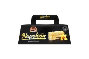 Торт Napoleon БКК к/у 700г
