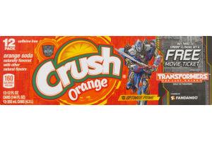 Crush Orange Soda - 12 PK