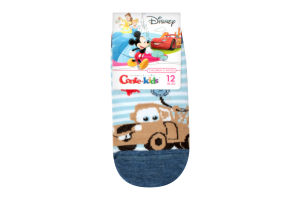 Носки дет Conte-kids Disney 17С136/1 с.гол р12 364