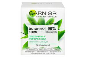 GAR_SKIN_NAT ботанік-крем зел.чай для_обличчя д/комб шкіри