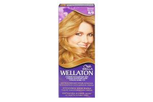 Крем-краска для волос Wellaton Песочный №8/0 Wella
