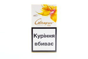 Сигареты Superslims Amber Glamour